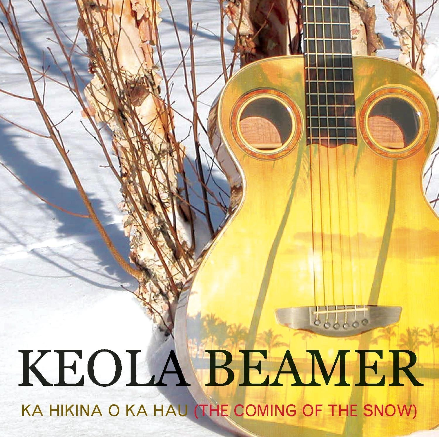 cd cover image of ka hikina o ka hau