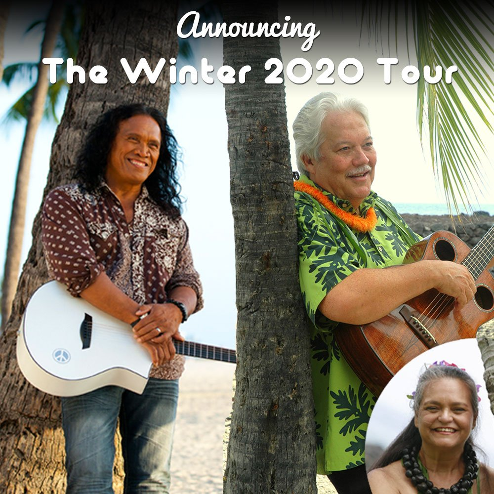keola beamer and henry kapono promo picture
